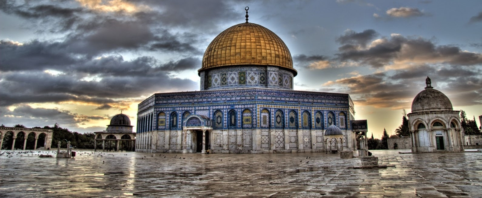 Kudüs ve Mescid-i Aksa Ziyaretleri