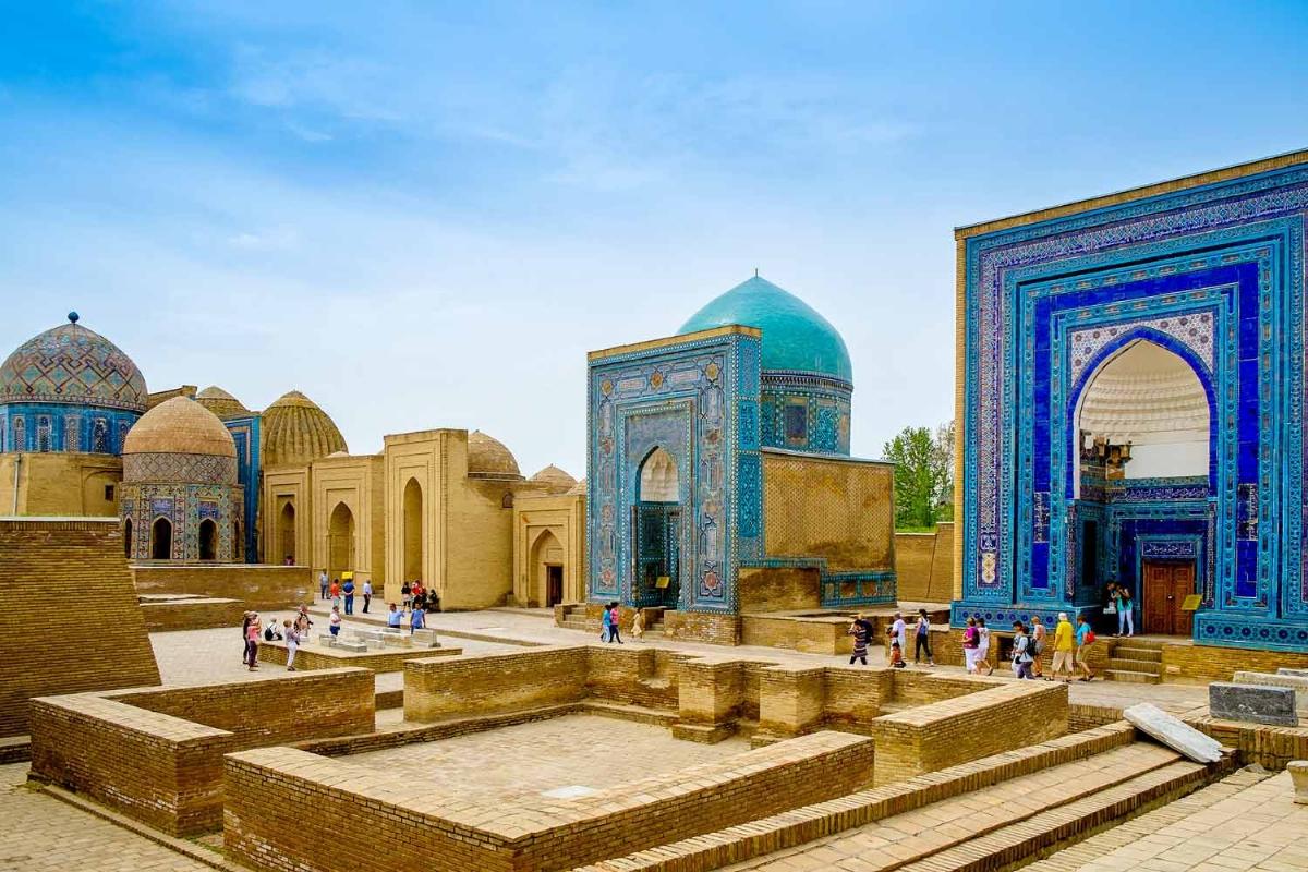 Samsun çıkışlı Özbekistan Turu