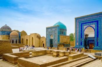 Özbekistan Gezisi